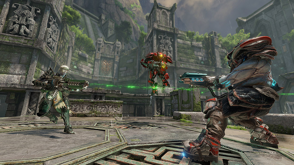 [Vidéo] Quake Champions : Premier Trailer de Gameplay